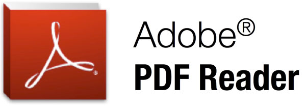 Image for link to Adobe Reader Web Page